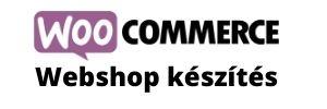 Woocommerce webshop készítés, webáruház üzemeltetés